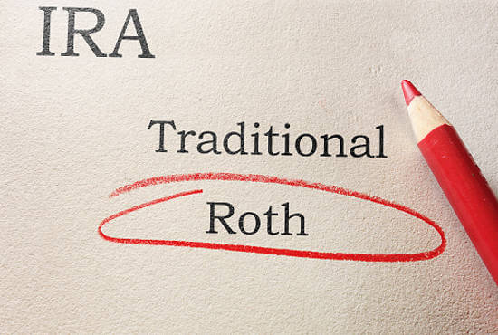 do you have to report your roth ira on taxes vs traditional