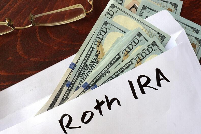 LaFerla-Report-Roth-IRA -Taxes